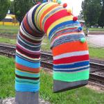 Zweite Socke